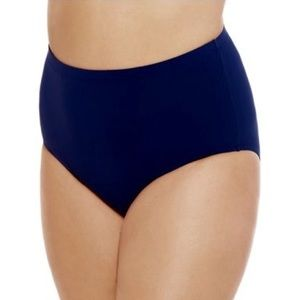 Swimsuits For All High Rise Swim Brief Bottoms